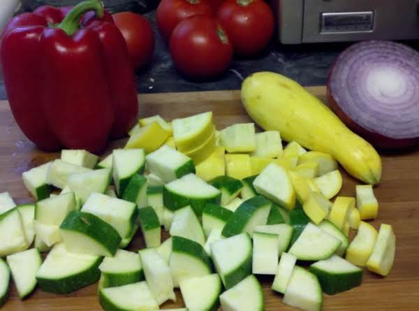 Susan's Summer Squash Salad Recipe