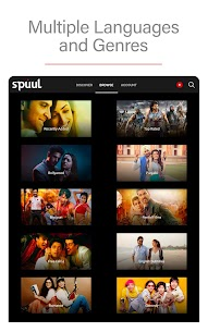 Spuul – LIVE TV & Movies  App Download For Android and iPhone 8