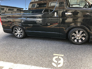ハイエース TRH200V のカスタム事例画像 たつーやさんの2021年04月10日08:07の投稿