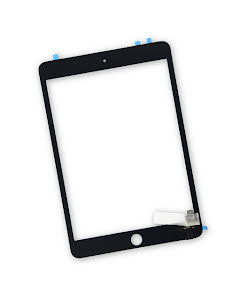 iPad Mini 3 Touch Digitizer OEM Black