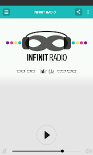 INFINIT RADIO- screenshot thumbnail