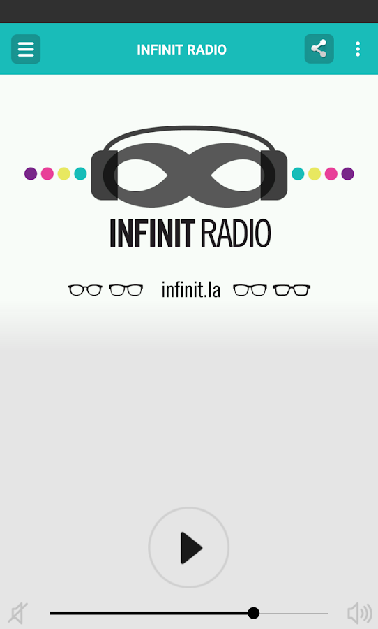 INFINIT RADIO- screenshot
