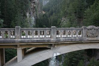 Photo: Stary most graniczny. Obecnie wyłączony z ruchu kołowego.