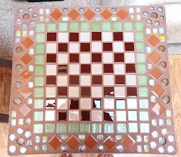 Photo: šach - k bazenu