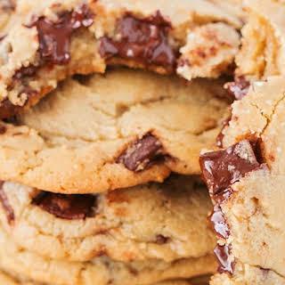 Salted Chocolate Chunk Cookies.