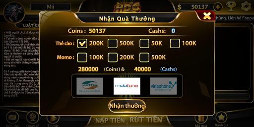 Game bu00e0i nhu1eadn quu00e0 khu1ee7ng - HDG 1.200221 screenshots 3