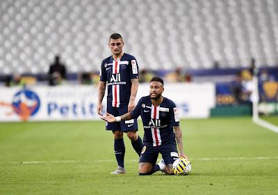 """Verratti et le pacte des joueurs du PSG: """"Jouer chaque match à fond et ne rien regretter"""""""