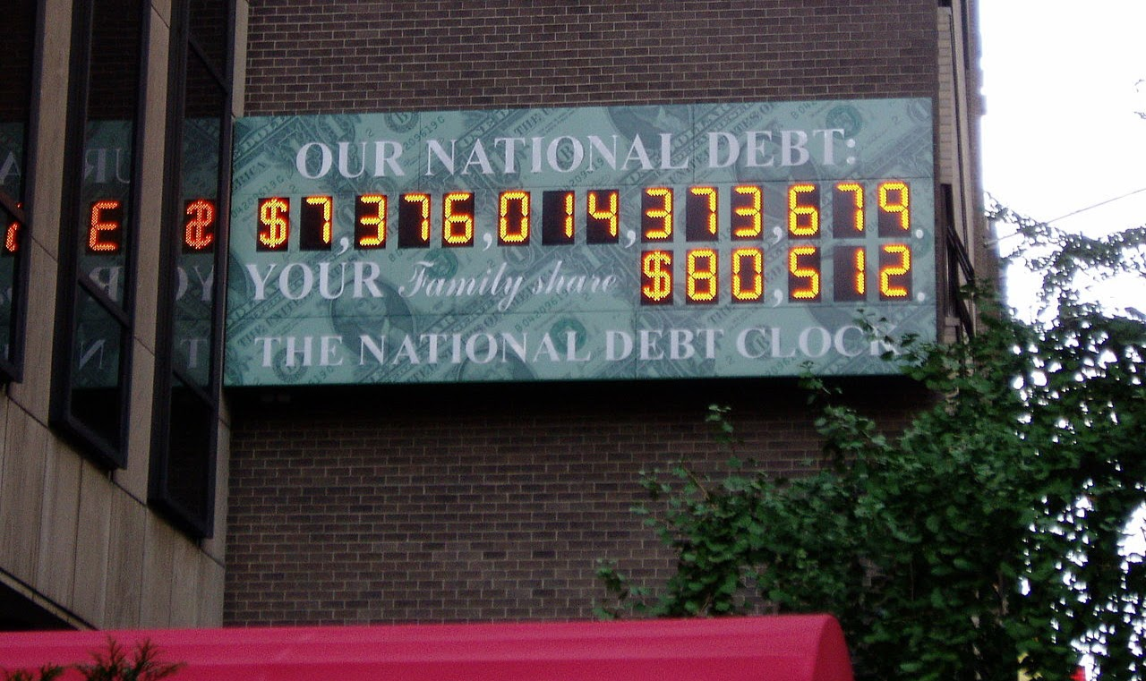 America: Don't expect Republicans to address national debt
