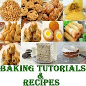 BAKING TUTORIALS AND RECIPES