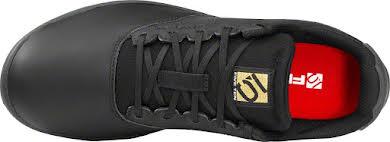 Five Ten District Men's Flat Pedal Shoe: Black alternate image 1
