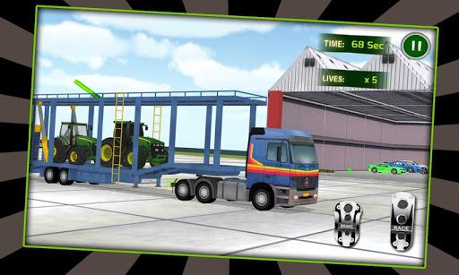 玩免費模擬APP|下載飛行機トラクタートランスポーター app不用錢|硬是要APP