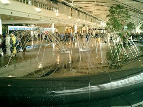 Photo: Pittsburgh Int. Airport (by Professor Wakamatsu)