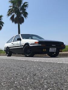 スプリンタートレノ AE86 AE86 GT-APEX 58年式のカスタム事例画像 lemoned_ae86さんの2018年10月07日19:50の投稿