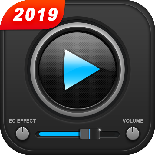 HD Equalizer Video Player Icon