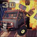 CRAZY TRIAL 3D - CAR`S icon