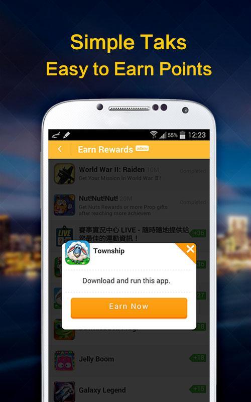 CashChaCha - Earn Cash Rewards - screenshot
