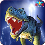Safari World Dino Hunter Icon