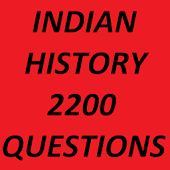 Indian History 2200  Questions Android APK Download Free By Abhishek 3188