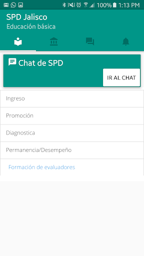 SPD Jalisco screenshot 1