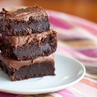 Coconut Milk Brownies