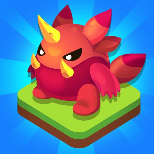 Monster Merge King Icon