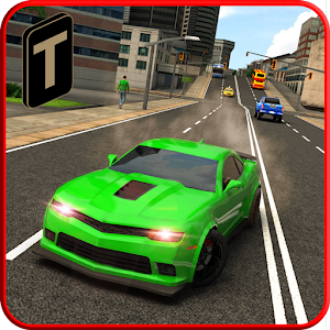 City Car Real Drive 3D for PC and MAC