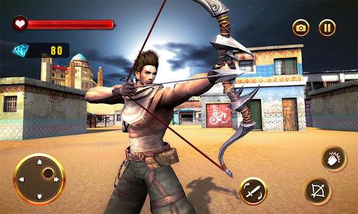 Sultan assassin épée Guerrier arc bataille  captures d'écran 2