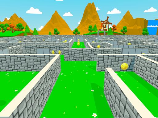 Maze Game 3D - Labyrinth screenshots 9