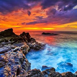 Landscape Lombok  by Made Thee - Landscapes Sunsets & Sunrises