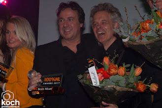 Photo: 20-02-2018: Nieuws: Uitreiking van de 100% NL Awards: AmsterdamMarco Borsato, winnaar 100 % Awards, beste album, Norman Bonink, Blof, winnaar, hit van het jaar, Zoutelande
