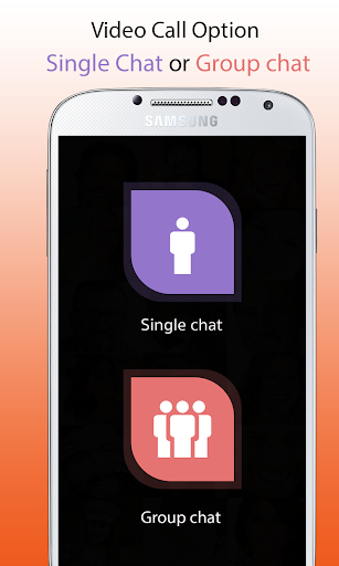 Lucky chat - Random video call 4.3 screenshots 2