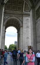 Photo: The Arc de Triomphe