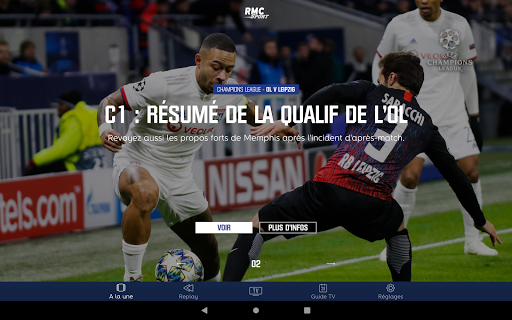 RMC Sport 7.0.3 screenshots 9