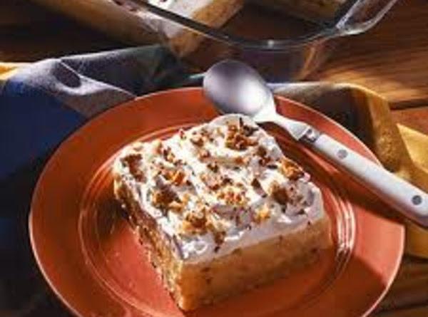 Ice Cream Dessert Recipe