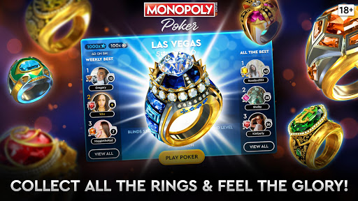 MONOPOLY Poker - The Official Texas Holdem Online modavailable screenshots 5