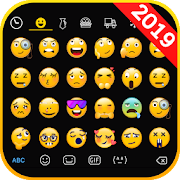 Emoji keyboard -Theme, Emoji, Gif