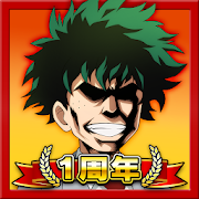 My Hero Academia smash tap