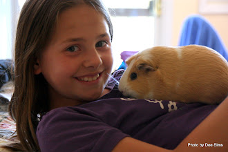 Photo: (Year 3) Day 26 - Nadia and FlufferNutter