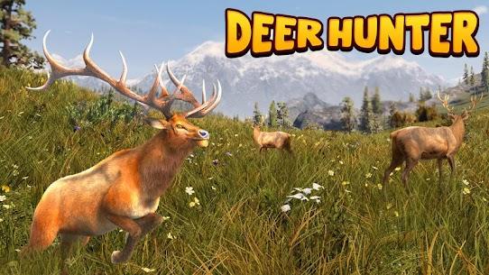 Deer Hunter 2020 : Safari Hunting – Free Gun Games Apk Download For Android and Iphone 6