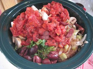 Crockpot Meditteranean Turkey Recipe