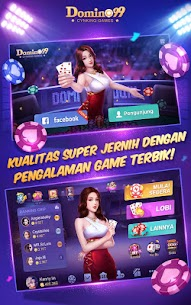 Domino QiuQiu · 99 MOD (Free Shopping) 1