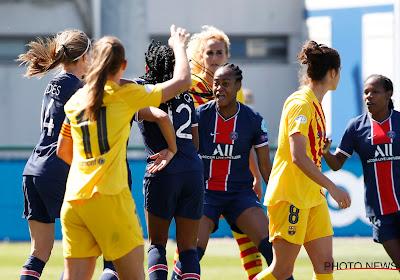Ligue des Champions féminine : le PSG et le Barça dos à dos, le Bayern en pole position