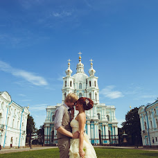 Wedding photographer Kirill Nikolaev (Botadeus). Photo of 17.09.2013