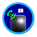 flash on call & notifications icon