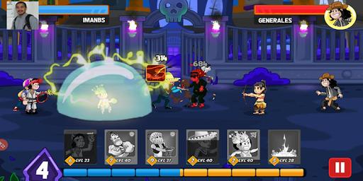 Juragan Wayang : Funny Heroes APK MOD screenshots 2