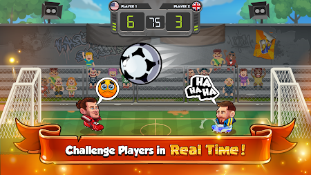 Head Ball 2 APK screenshot thumbnail 3