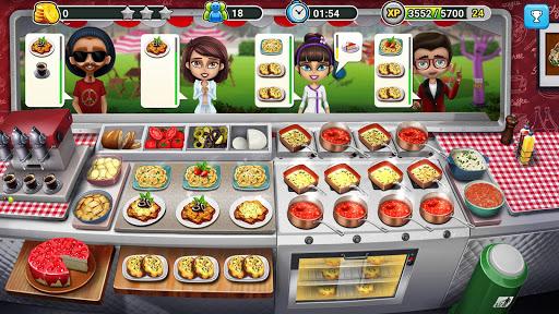 Télécharger gratuit Food Truck Chef™  🍳Cooking Game 🔥Jeu de Cuisine APK MOD 2