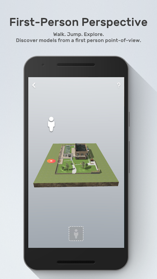 Kubity - Play & Share SketchUp- screenshot