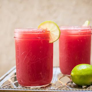 Watermelon Agua Fresca Mimosas