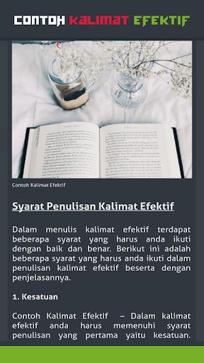 Contoh Kalimat Efektif Apk Download Apkpure Co